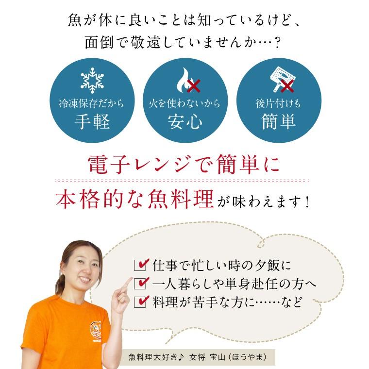 煮魚と焼き魚(手軽・安心・簡単)
