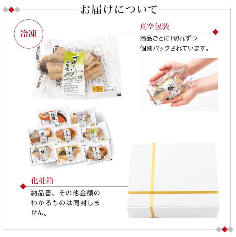 【頒布会】お魚のお惣菜-お試し(お届けについて)