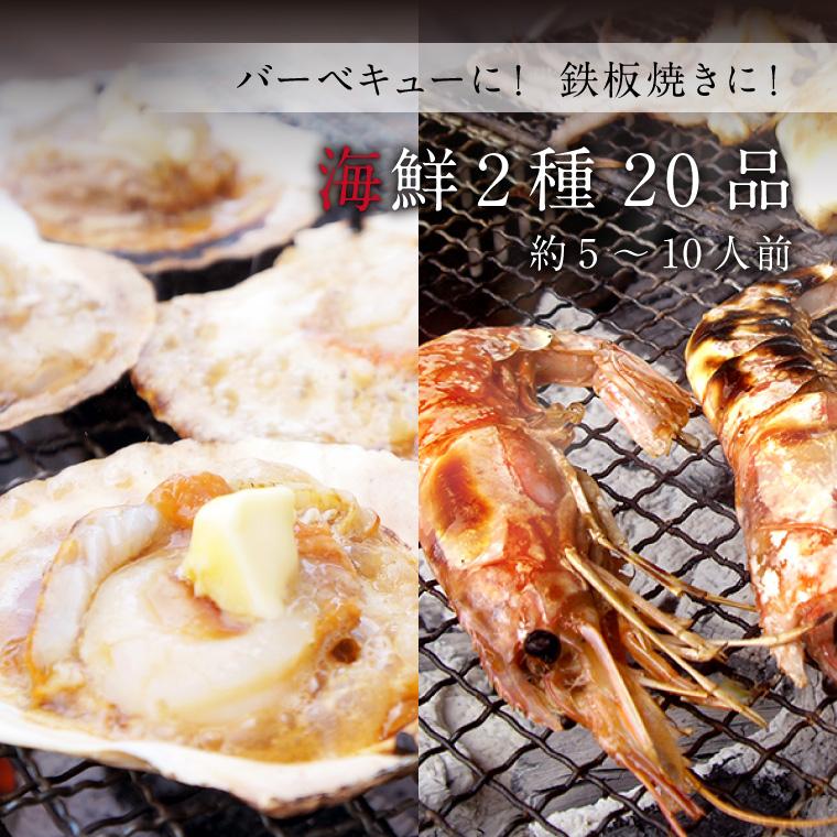 海鮮2種20品-イメージ